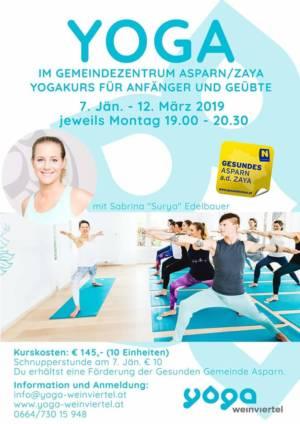 Yoga-Asparn
